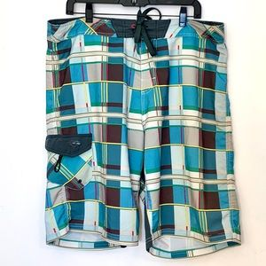 Maui and Sons swim trunks board shorts